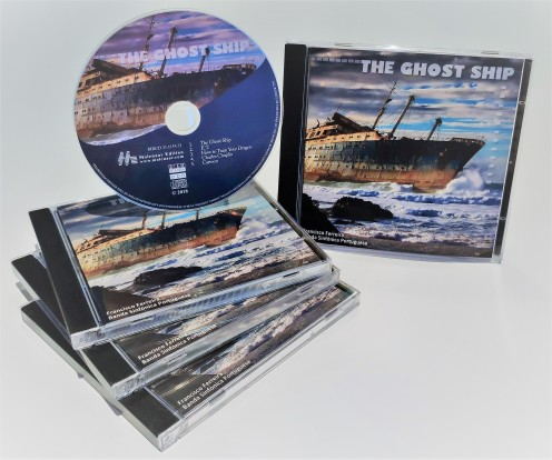 The Ghost Ship CD